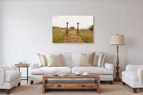 תמונה לסלון - שרית סלימן - דוגמניות מאפריקה - מק''ט: 163544