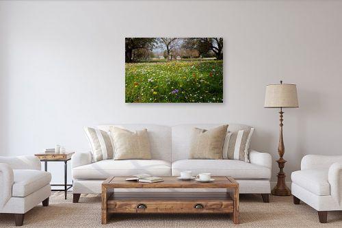 תמונה לסלון - מיכל פרטיג - גן עדן - מק''ט: 206126