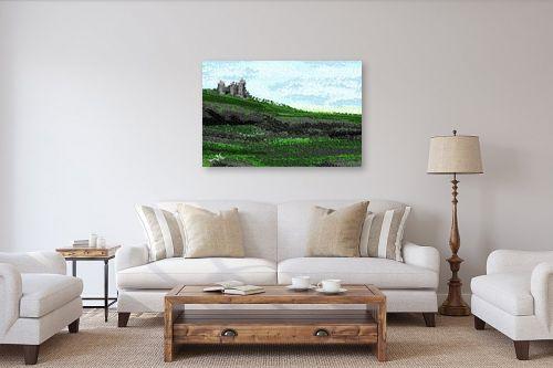 תמונה לסלון - אורי רדלר - הטירה הישנה - מק''ט: 310924