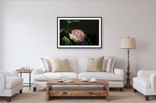 תמונה לסלון - אבי סימן-טוב - דבר אליי בפרחים - מק''ט: 315673
