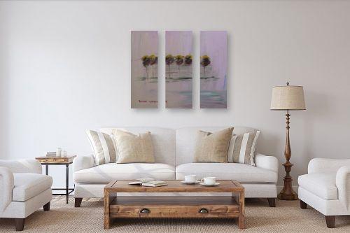 תמונה לסלון - ורד אופיר - פרחים ברוח - מק''ט: 338855
