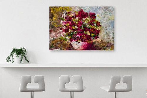 תמונה לבר - שולי חיימזון - פרחים - מק''ט: 158452