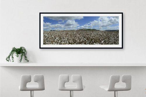 תמונה לבר - ארי בלטינשטר - Cotton Fields Forever - מק''ט: 209990