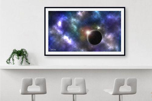 תמונה לבר - אוהד דאיה - intergalactic - מק''ט: 257479