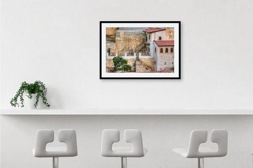 תמונה לבר - איזבלה אלקבץ - מנזר המרסבא - מק''ט: 268426