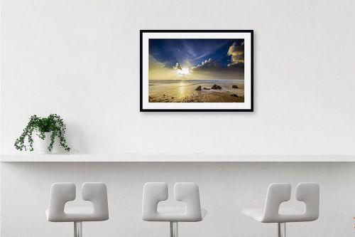 תמונה לבר - DnD Production - חוף קסום - מק''ט: 291221