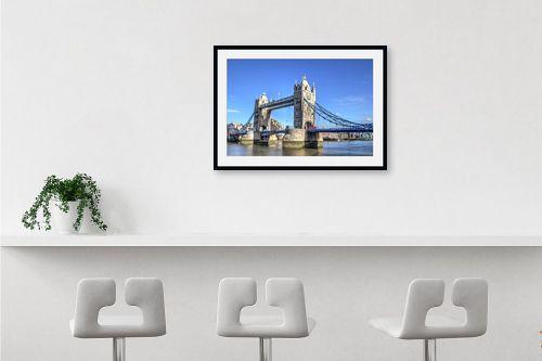 תמונה לבר - מתן הירש - Tower Bridge - מק''ט: 313258
