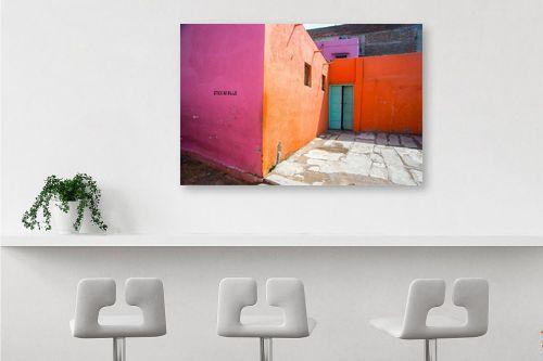 תמונה לבר - אילן עמיחי - קירות - מק''ט: 316323