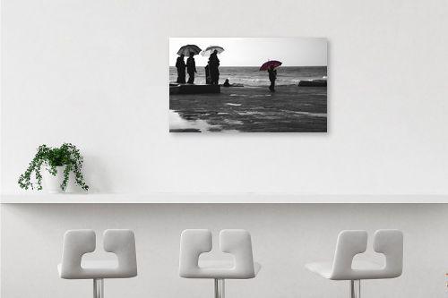 תמונה לבר - גורדון - מטריה אדומה - מק''ט: 328308