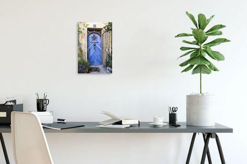 תמונה לפינת עבודה - ויויאן נתן - דלת כחולה בימין מושה - מק''ט: 226819