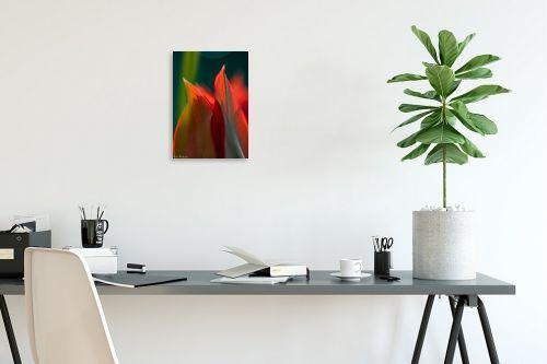 תמונה לפינת עבודה - דורית ברקוביץ - אש בוערת - מק''ט: 298965