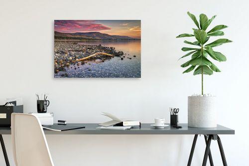 תמונה לפינת עבודה - מיכאל שמידט - שם הרי גולן...<3 - מק''ט: 309006