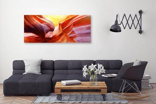 תמונה לסלון - נעמי עיצובים - קניון - מק''ט: 329615