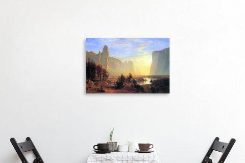 תמונה לפינת אוכל - אלברט בירשטאדט - Albert Bierstadt 071 - מק''ט: 124681