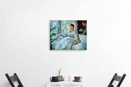 תמונה לפינת אוכל - אדואר מנה - Édouard Manet 058 - מק''ט: 131704