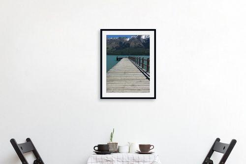 תמונה לפינת אוכל - אסי סיני - גשר צר - מק''ט: 145214