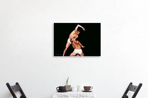תמונה לפינת אוכל - קובי פרידמן - ריקוד - מק''ט: 19860
