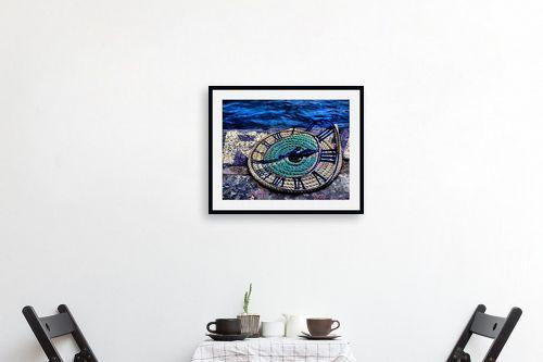 תמונה לפינת אוכל - אורית גפני - מעגלי הזמן - מק''ט: 270781