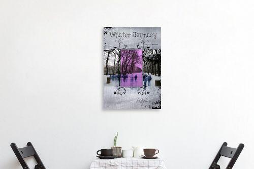 תמונה לפינת אוכל - רוזה לשצ'ינסקי - Winter Journey - מק''ט: 279299