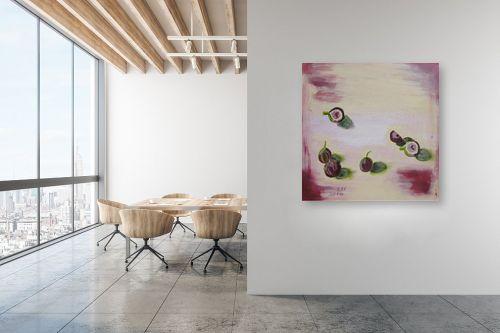 תמונה למשרד - ורד אופיר - תאנים - מק''ט: 109345