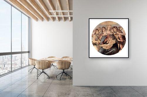 תמונה למשרד - סנדרו בוטיצ'לי - Botticelli Sandro 035 - מק''ט: 115953