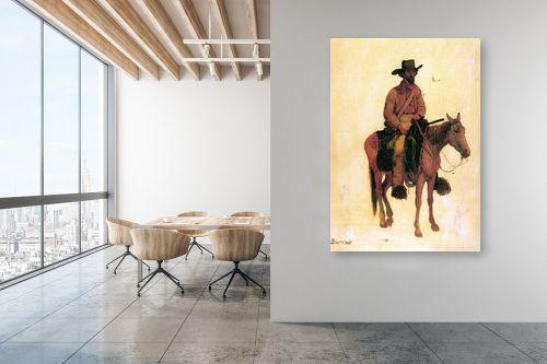 תמונה למשרד - אלברט בירשטאדט - Albert Bierstadt 058 - מק''ט: 124663