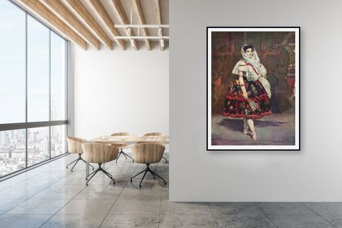 תמונה למשרד - אדואר מנה - Édouard Manet 036 - מק''ט: 131680