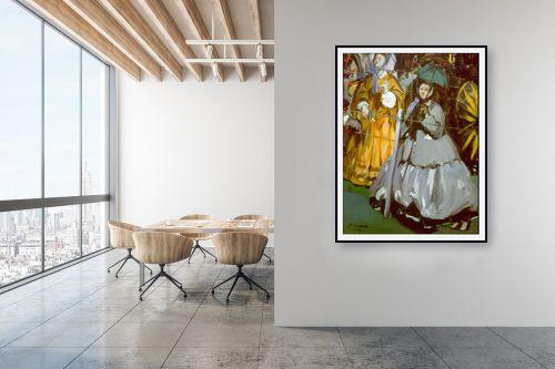 תמונה למשרד - אדואר מנה - Édouard Manet 040 - מק''ט: 131685