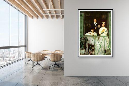 תמונה למשרד - אדואר מנה - Édouard Manet 053 - מק''ט: 131699