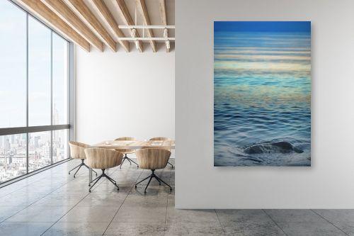 תמונה למשרד - איה אפשטיין - אבן במים - מק''ט: 154597