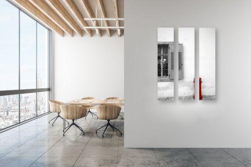 תמונה למשרד - רן זיסוביץ - כיבוי אש וחלון - מק''ט: 166050