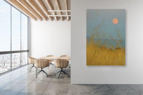 תמונה למשרד - איה אפשטיין - ירח מלא ספטמבר - מק''ט: 174844