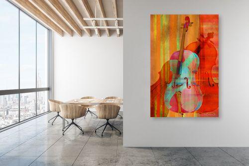 תמונה למשרד - בתיה שגיא - Cello - מק''ט: 239460