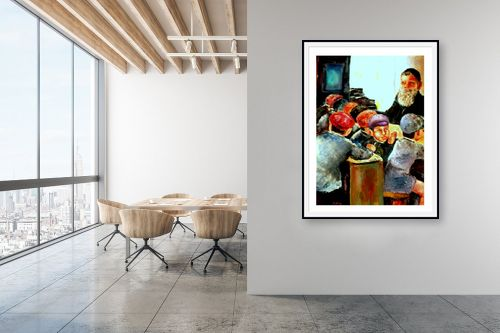 תמונה למשרד - שולי חיימזון - ילדי ישיבה - מק''ט: 267781