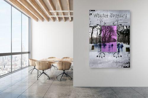 תמונה למשרד - רוזה לשצ'ינסקי - Winter Journey - מק''ט: 279299