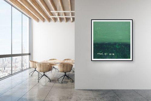 תמונה למשרד - ורד אופיר - שדה ירוק - מק''ט: 283832