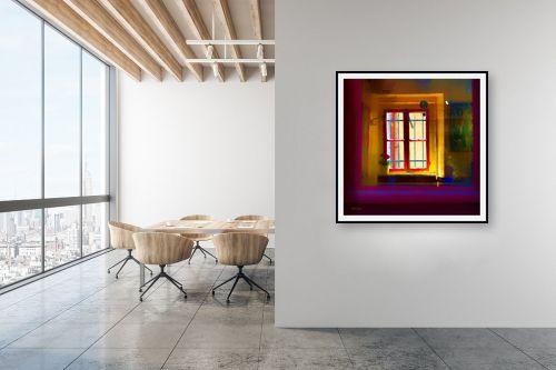 תמונה למשרד - אורית גפני - כל הצבעים בפנים - מק''ט: 302727