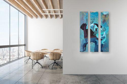 תמונה למשרד - MMB Art Studio - Restful  - מק''ט: 314728