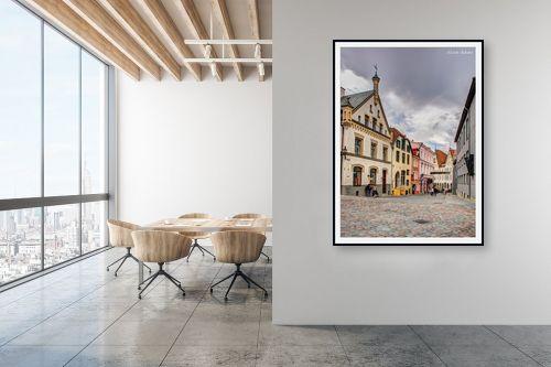 תמונה למשרד - איזבלה אלקבץ - רחוב ציורי - מק''ט: 324337