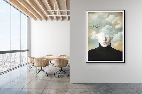 תמונה למשרד - בתיה שגיא - ראש בעננים - מק''ט: 328888