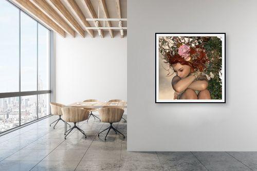 תמונה למשרד - Artpicked - פרא - מק''ט: 333298