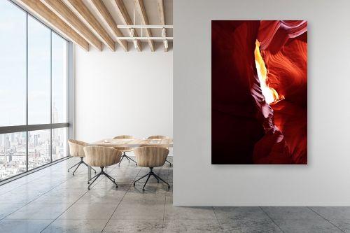 תמונה למשרד - אבנר ירון - Antelope Canyon 321 - מק''ט: 335321