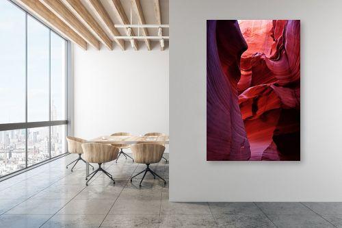 תמונה למשרד - אבנר ירון - Antelope Canyon 73 - מק''ט: 335325