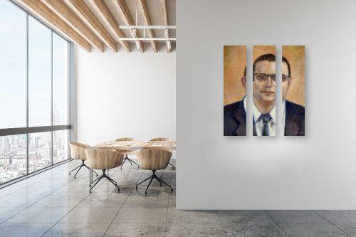 תמונה למשרד - עוד קרייטר - דיוקן 2009 - מק''ט: 85715