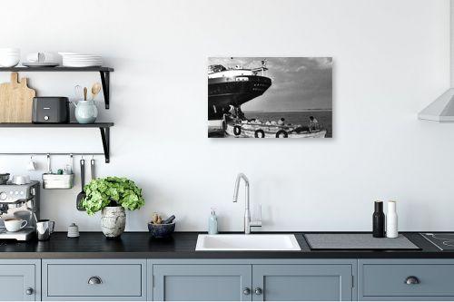 תמונה למטבח - דוד לסלו סקלי - תל אביב 1937 Vasaland - מק''ט: 145869