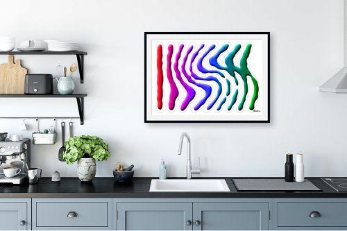 תמונה למטבח - זיו בשן - RGB Color - מק''ט: 164060