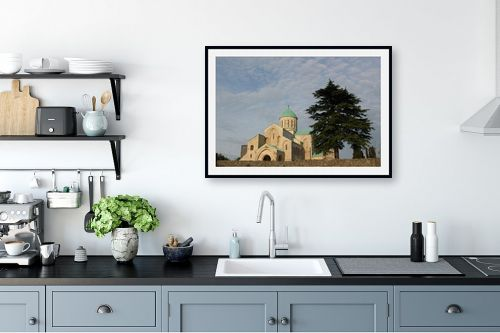 תמונה למטבח - דן ששתיאל - על ראש הגבעה - מק''ט: 232722