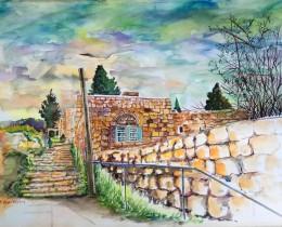 ציורים עירוני וכפרי
