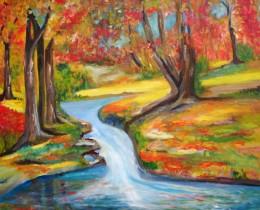 ציורים נופים וטבע