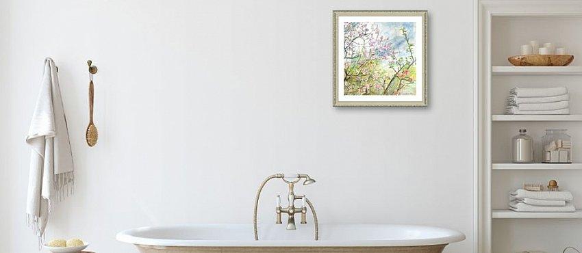תמונות לחדר רחצה אמבטיה